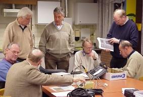 Technische discussie