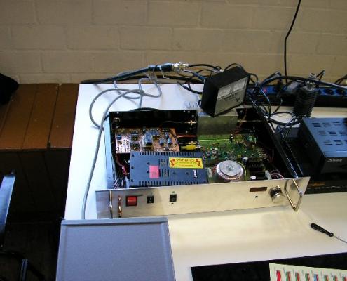 ATV-zender van PE2MD