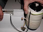 Antenne-afstemeenheid voor 160 meter