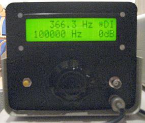 Een van PAøWV's frequentiesynthesizers