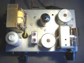 De MG Reflex Super Heterodyne van Gyula Kiss