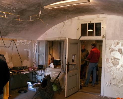 Telegrafistenkamer Fort bij Uithoorn