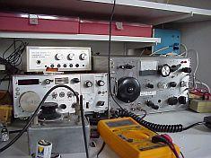PAøKSB's operating position - ook daar experimenten